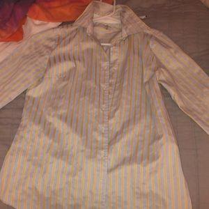 J.crew Haberdashery shirt women's M never worn